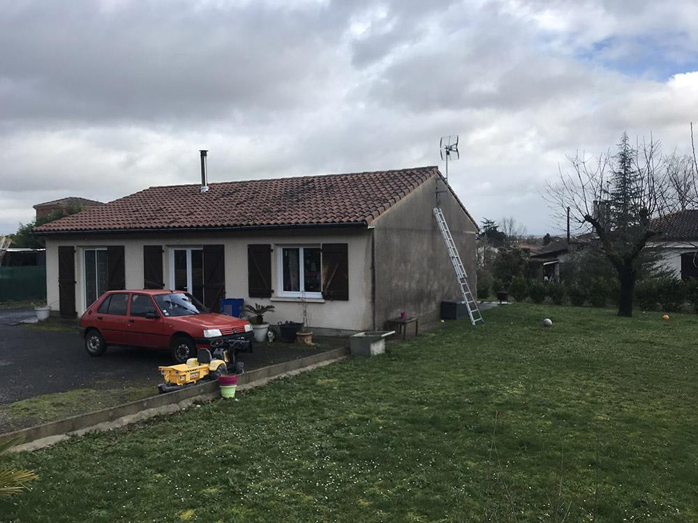 Insertion paysagère pour permis de construire